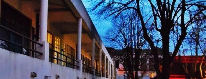 Centro Internacional das Artes José de Guimarães is one of Guimarães.