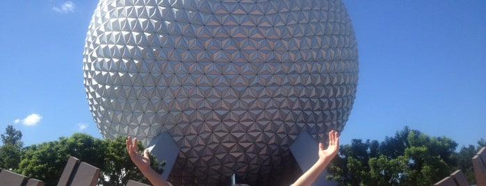 Epcot is one of Walt Disney World.
