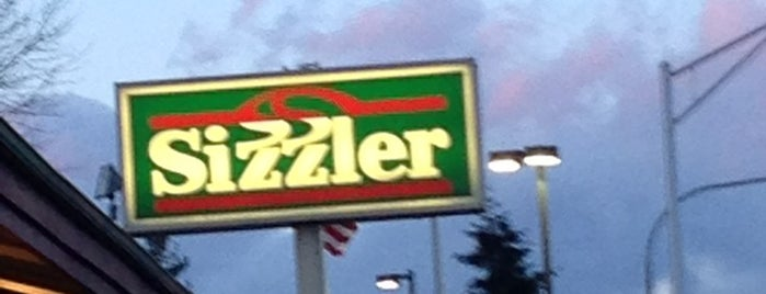 Sizzler is one of Lieux qui ont plu à SooFab.