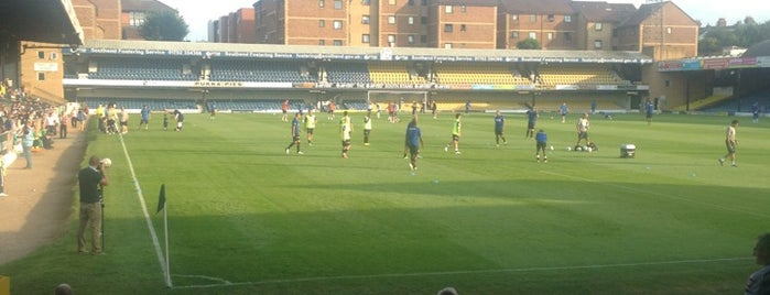 Roots Hall is one of International Sports~Part 2....