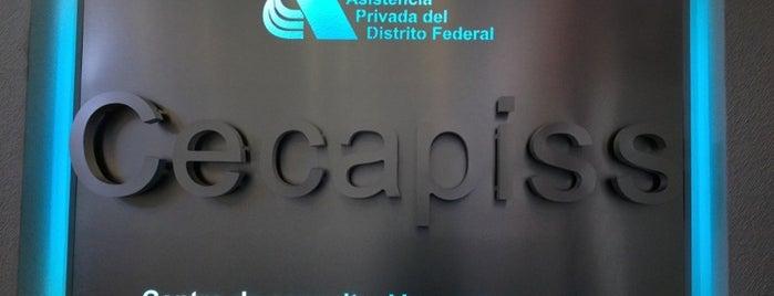 Cecapiss is one of Liliana'nın Beğendiği Mekanlar.