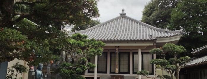 大善寺 is one of 御霊伝承.