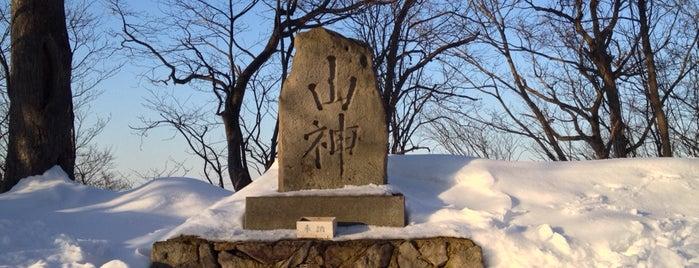 円山 山頂 is one of 山行記録.