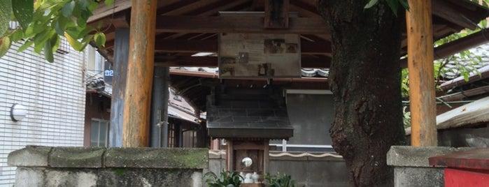 聖神社(井上町) is one of 御霊伝承.
