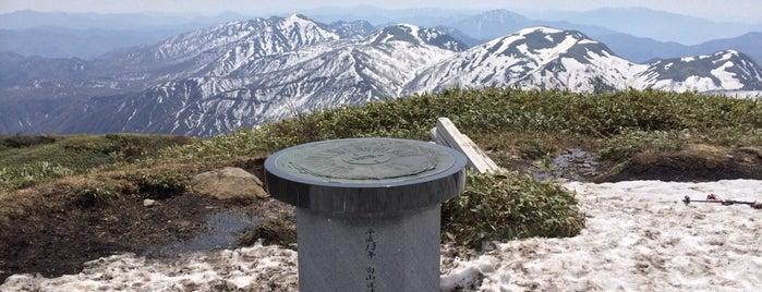 銚子ヶ峰 is one of 山行記録.