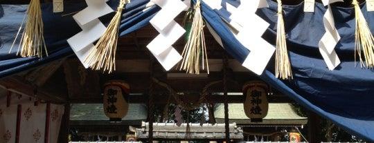 御霊神社(野原) is one of 御霊伝承.
