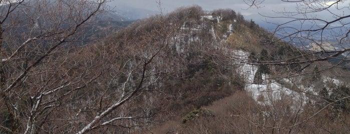 二上山雌岳山頂 is one of 山行記録.