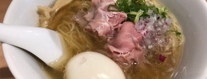 らぁ麺 鳳仙花 is one of 都庁前のカフェ.