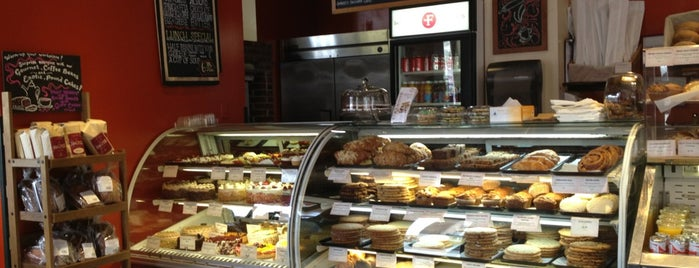 Firehook Bakery is one of DC Chilling.