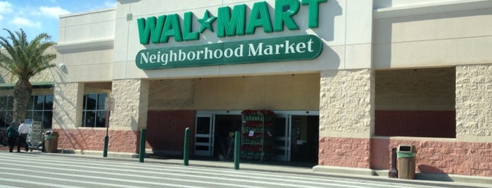 Walmart Neighborhood Market is one of Locais curtidos por mark.