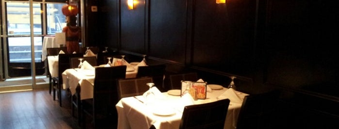 2 Darbar Grill Fine Indian Cuisine is one of The Gray Line New York Eat and Play Card.