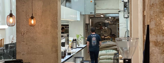 Back in Black is one of Juha's Top 200 Coffee Places.
