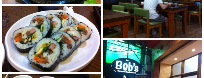 Bob's Korean Restaurant is one of Dee: сохраненные места.