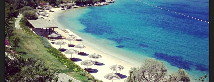 Mandarin Oriental is one of Bodrum Otel.