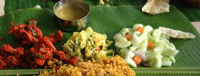 Restoran Sri Nirwana Maju is one of g.