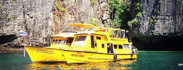 Koh Phi Phi Lay is one of Cities I've Visited.