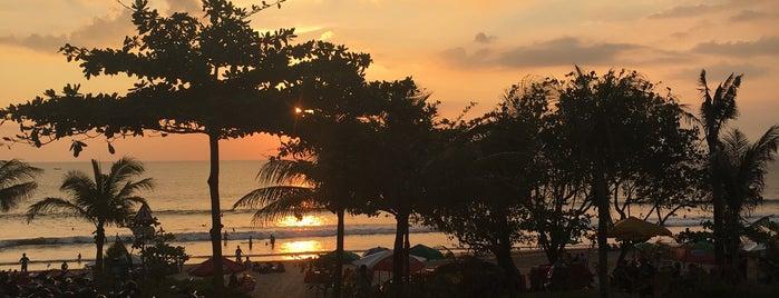 S.K.A.I Beach Club Bali is one of Bali.