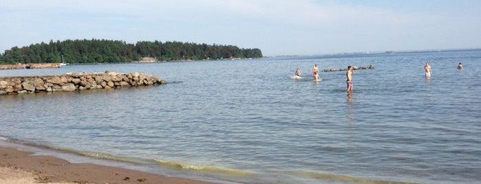 Mellsten Surf Beach is one of Espoo.