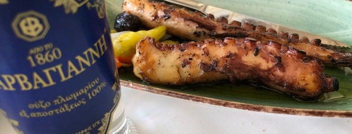 Savvas Taverna is one of Kavala.