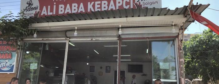 Kurttepeli Ali Baba Tablada Kebap is one of Adana.