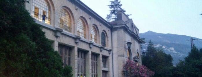 Centrale Fies is one of Bolzano-dro tra ciclabili, musei e teatro.