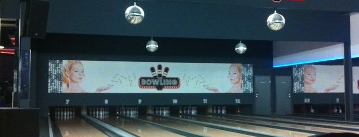 NXP Bowling is one of Locais curtidos por Ali.