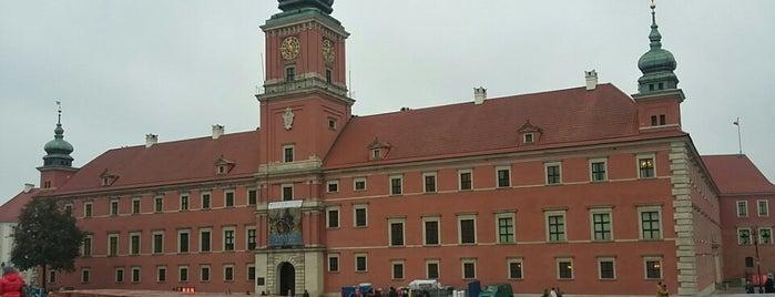Zamek Królewski | The Royal Castle is one of Varsó.