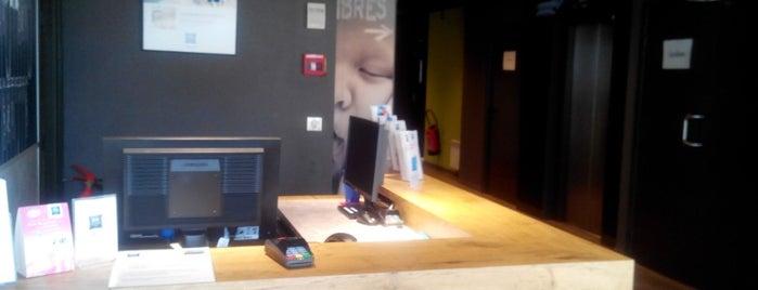 ibis Budget is one of Hotspots Wifi Orange - Vacances.