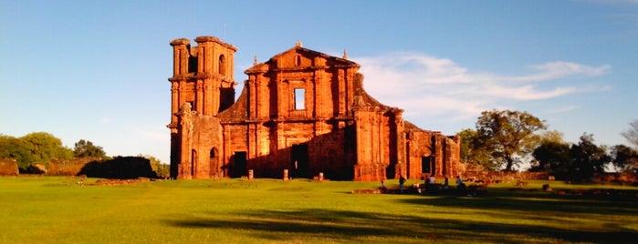 Ruínas de São Miguel das Missões is one of Orte, die Voumir gefallen.
