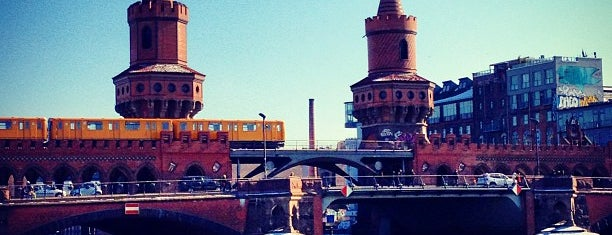 Oberbaumbrücke is one of berlin.