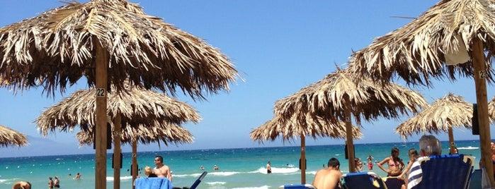 Barracuda Beach Club is one of Zakynthos.