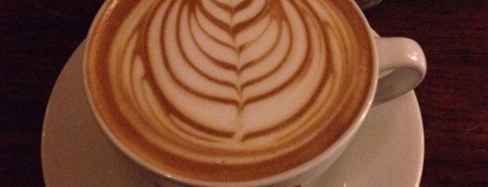 Arábica Espresso Bar is one of Daniele : понравившиеся места.