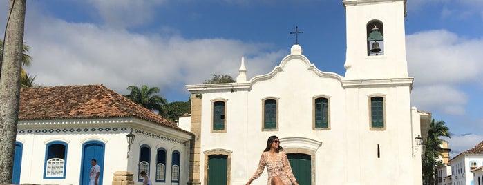 Igreja de Nossa Senhora das Dores is one of Paraty.