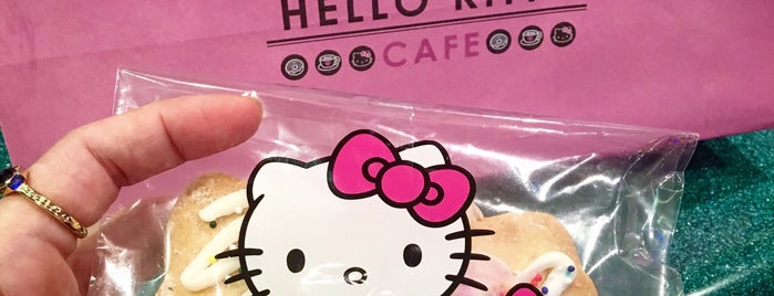Hello Kitty Cafe is one of Los Angeles.