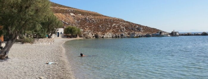 Vlychadia Beach is one of Gespeicherte Orte von Nisan Su.