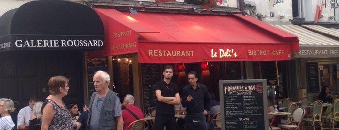Le Bistrot de la Galette is one of Paris.