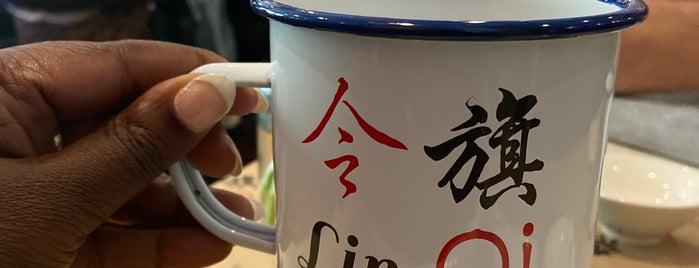 Lin Asian Bar + Dim Sum Restaurant is one of atx.