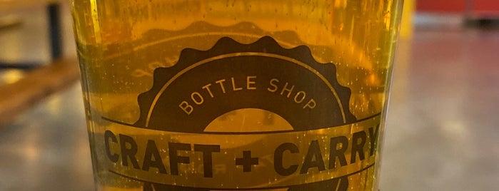 Craft + Carry is one of Locais curtidos por Annie.