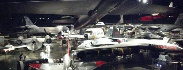 National Museum of the US Air Force is one of Museums.