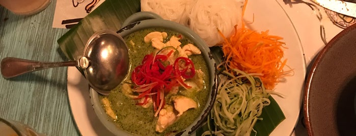 Kiin Thai-Viet Eatery is one of Lugares guardados de Miguel.