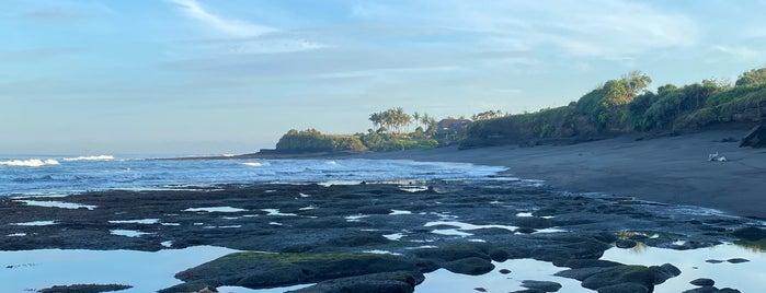 Nyanyi beach is one of Canggu+.