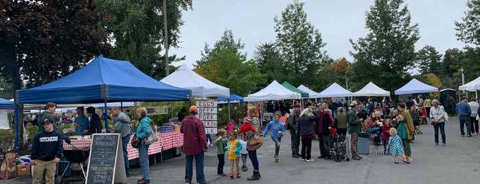Great Barrington Farmers Market is one of Berkshires 2020.