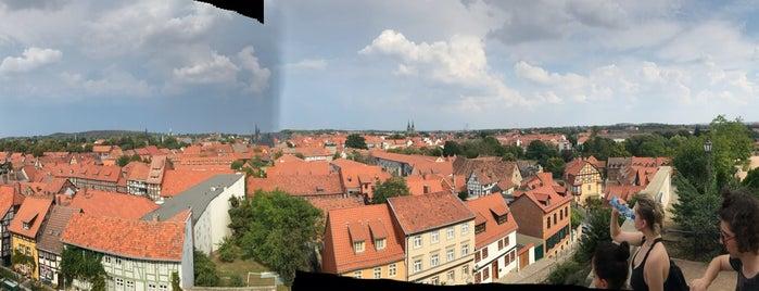 Schloss Quedlinburg is one of Quedlinburg.
