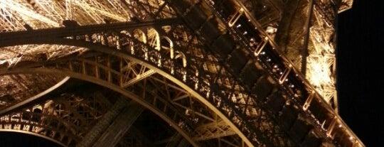 Restaurant 58 Tour Eiffel is one of paris.
