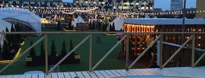 Moscow Escape Glamping is one of Москва.