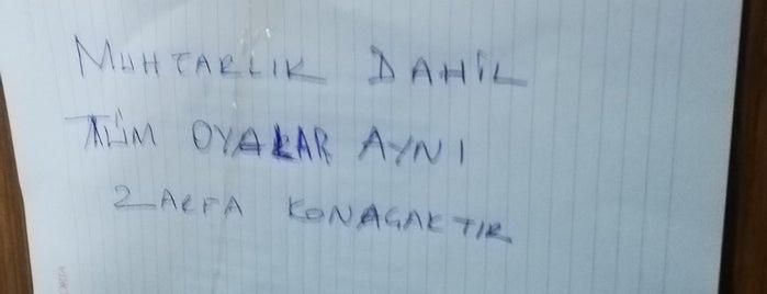 Musa Erdem Anadolu Lisesi is one of Aliance 님이 좋아한 장소.