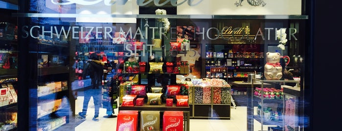 Lindt is one of Historical Berlin.