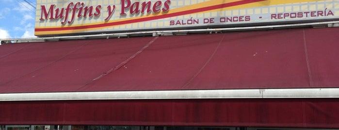 Muffins Y Panes Pasadena is one of สถานที่ที่ Pedro ถูกใจ.
