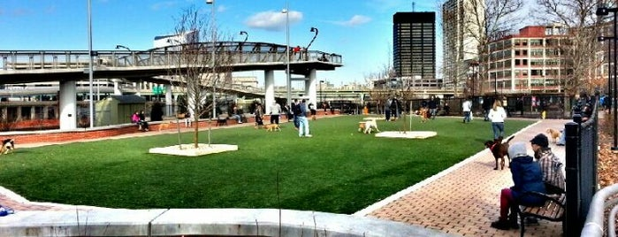 Schuylkill River Dog Park is one of Phil-E.