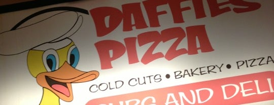 Daffie's Pizza & Tavern is one of Thomas's Liked Places.